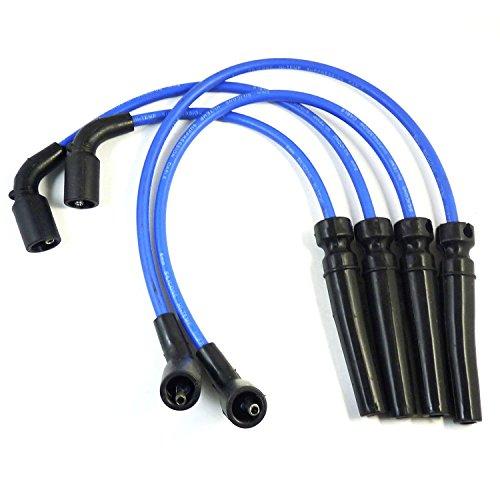 Nueva Bujía Juego De Cables De Encendido 96497773 para AVEO Wave Swift 1999 2000 2001 2002 2003 2004 2005 2006 2007 2008: Amazon.es: Coche y moto