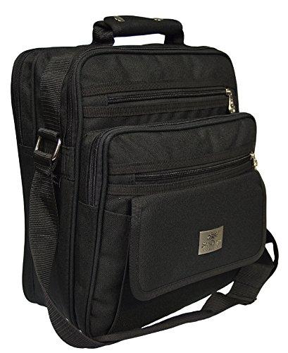 XL Herren Umhängetasche-Flugbegleiter-Arbeitstasche-Messenger Bag 127
