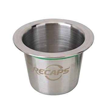 RECAPS--Cápsulas Reutilizables Cápsulas Recargables de Acero ...