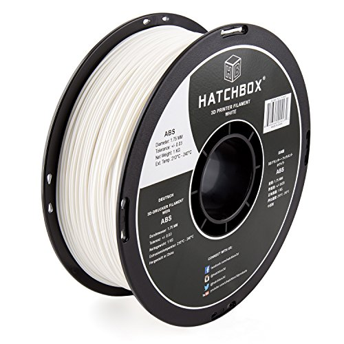 HATCHBOX 3D Filament Dimensional Accuracy