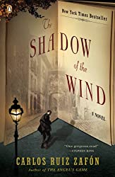 The Shadow of the Wind (The Cemetery of Forgotten Book 1)