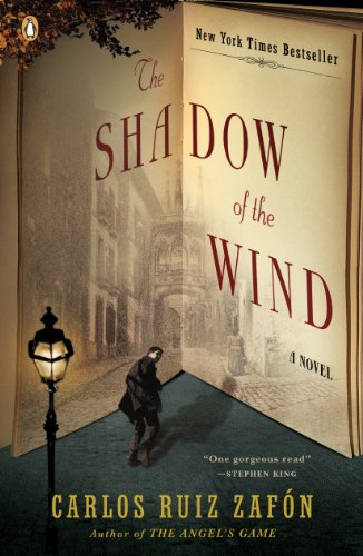 The Shadow of the Wind (The Cemetery of Forgotten Book 1) cover