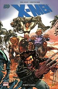 X-Men, tome 5 : First X-men par Neal Adams