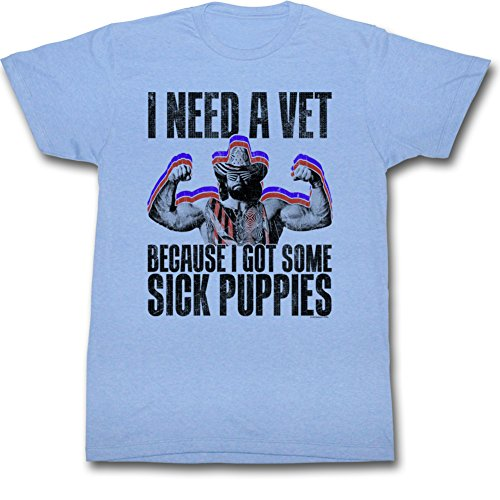 Macho Man - Sick Puppies T-Shirt Size L