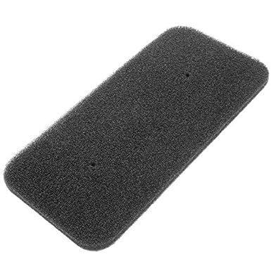 filtro in spugna 2 filtri 1 filtro per Candy/® Hoover/® pompa di calore dimensioni 270 x 125 x 7 mm filtro in schiuma sostituisce 40006731