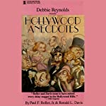 Hollywood Anecdotes | Paul F. Boller Jr.,Ronald L. Davis