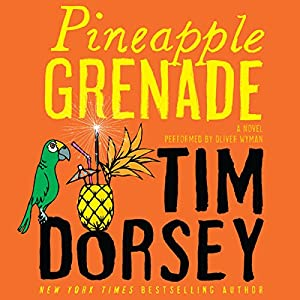 Pineapple Grenade Audiobook