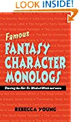 #9: Famous Fantasy Character Monologs: Starring the Not-so-wicked Witch And More