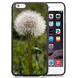 New Custom Designed Cover Case For iPhone 6 Plus 5.5 Inch With Dandelion Blowball Flower Mobile Wallpaper Phone Case