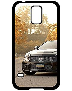 Best 5736576ZH935910058S5 Samsung Galaxy S5 case - Cadillac - Slim Smooth PC Hard Case Cover for Samsung Galaxy S5 Teresa J. Hernandez's Shop