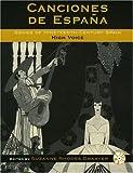 Canciones de España High Voice, Suzanne Rhodes Draayer, 0810847280