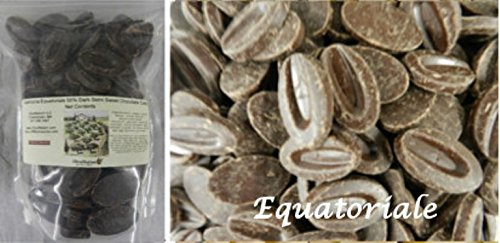 Valrhona Equatoriale 4661 55% Dark Semi Sweet Chocolate for sale  Delivered anywhere in USA
