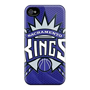 Iphone Cover Case - Sacramento Kings Protective Case Compatibel With Iphone 4/4s