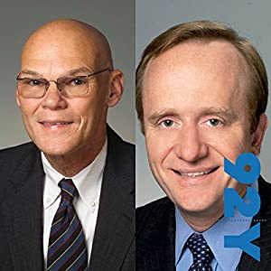 In the News with Jeff Greenfield at the 92nd Street Y featuring James Carville and Paul Begala Speech