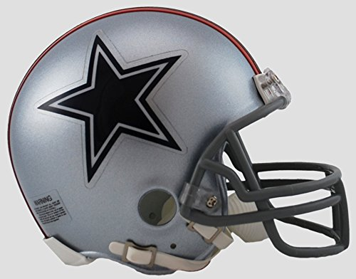 NFL Riddell Dallas Cowboys Mini Replica 1976 Throwback Helmet