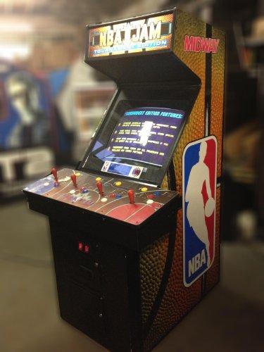 Nba Arcade Games - NBA Jam Tournament Edition 4 Player Arcade Game