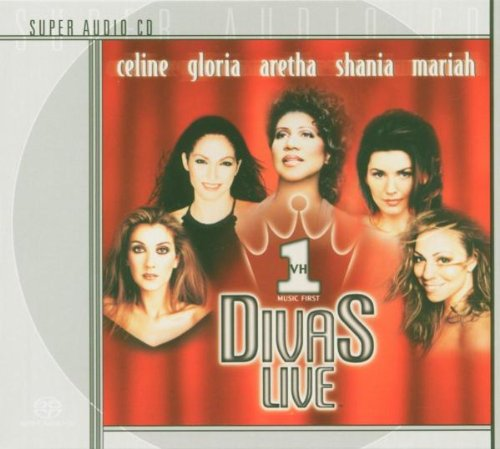 VH1 Divas Live by Sony