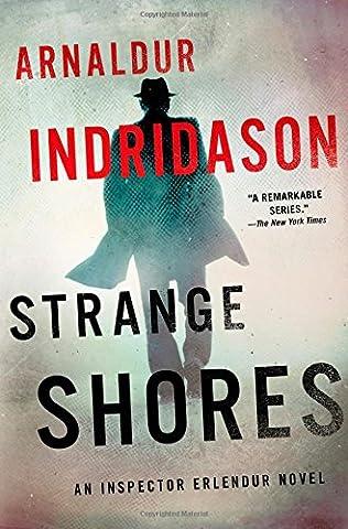 book cover of Strange Shores