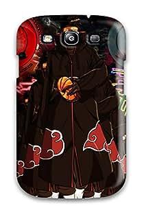 Holly M Denton Davis's Shop Cute Appearance Cover/tpu Akatsuki Case For Galaxy S3 9078756K43681821