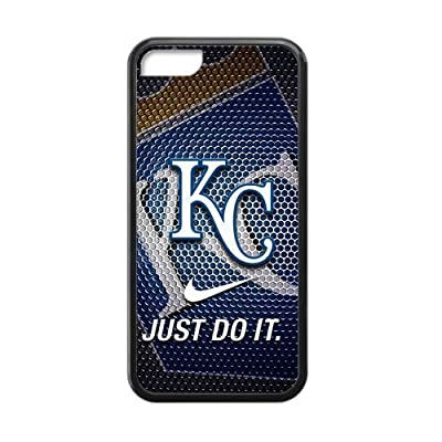 Generic MLB Series Kansas City Royals Case for iPhone 6 Plus 5.5 inch