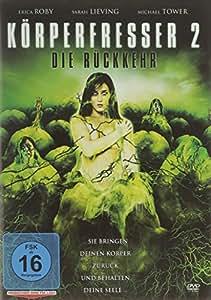 Körperfresser 2 - Die Rückkehr [Alemania] [DVD]