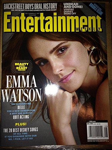 Entertainment Weekly Emma Watson beauty and the beast february 2017