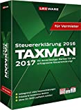 TAXMAN 2017 für Vermieter (für Steuerjahr 2016)