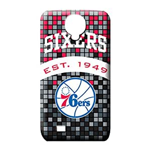 samsung galaxy s4 Popular Special style mobile phone carrying shells philadelphia 80ers nba basketball