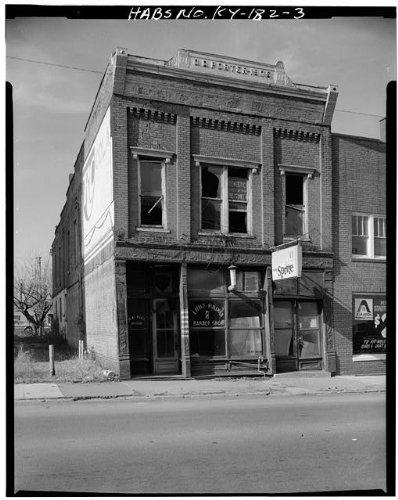 Photo: O. D. Porter Building,227 East Main Street,Bowling Green,Warren County,KY,2 (Furniture Bowling Green Ky)