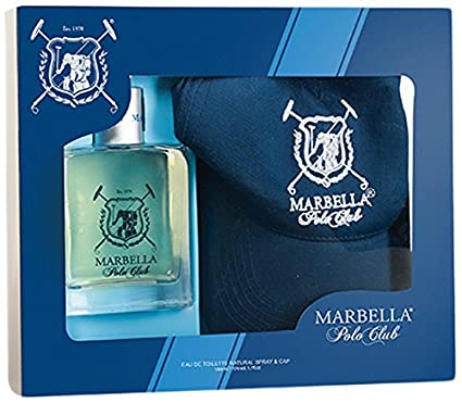 Guylond Marbella Polo Club - Eau de toilette y gorra: Amazon.es ...