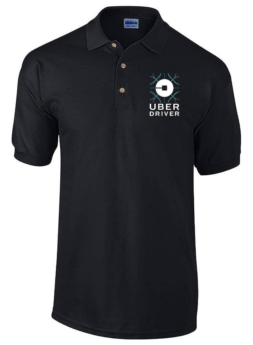 UBER Polo shirt, Professional UBER driver shirt, UBER shirt.
