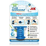 6-tubshroom-the-revolutionary-tub-drain-protector-hair-catcher-strainer-snare-blue