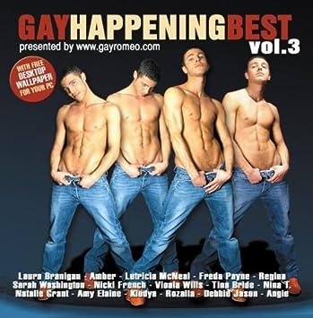 Amazon   Gay Happening Best Vo...