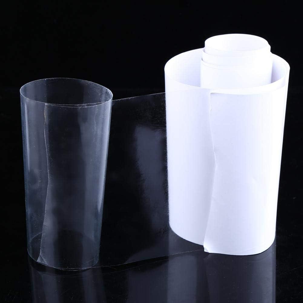 15cm*3m Film de Protection de Peinture Auto-adh/ésif et Transparent Garniture de Protecteur pour Porti/ère de Voiture Pare-chocs en Vinyle