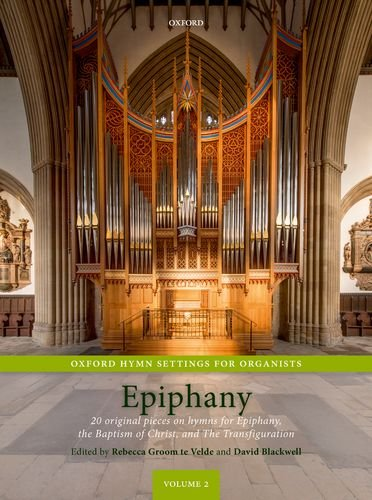Oxford Hymn Settings For Organists  Epiphany