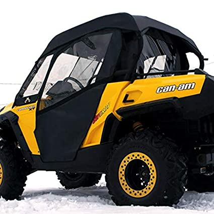 Amazon.com: Over Armour Offroad 2016-18 Can Am Maverick 1000R XC (2 seat Models) Top, Doors and Rear Window CA-MAV-FC05: Automotive