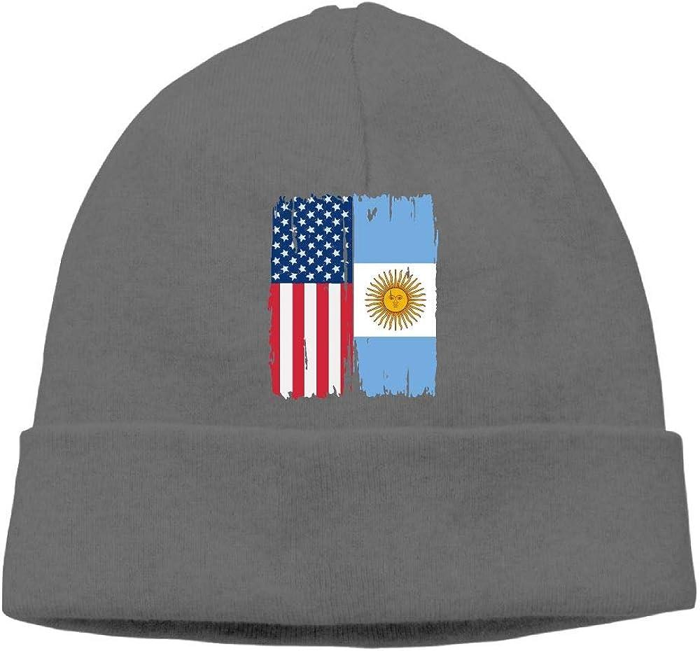 GDSG5/&4 American Argentina Flag Men//Women Helmet Liner Cycling Skull Cap