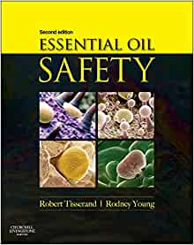 essential oil safety a guide for healthcare professionals pdf