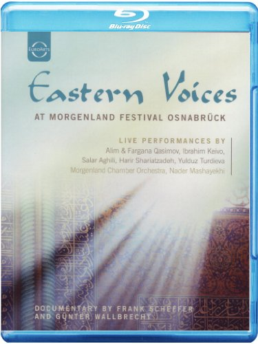 Fargana Qasimov - Eastern Voices (Blu-ray)