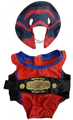 Wrestling Costume Fits Most 14