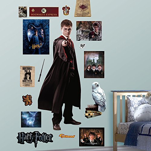 Fathead Harry Potter-Order of The Phoenix Real Decals - 97-97108 -