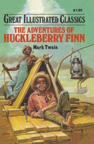 Adventures of huckleberry finn great illustrated classics kindle adventures of huckleberry finn great illustrated classics by twain mark fandeluxe Choice Image