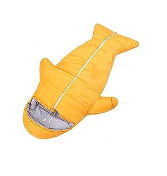 Nola Sang Niños saco de dormir al aire libre casual portable Ultralight 4 temporada bolsa de