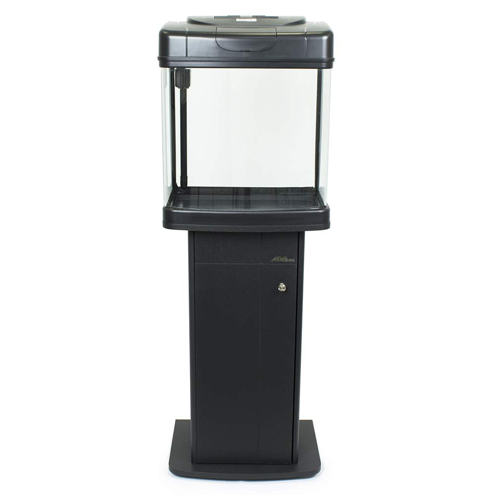 Pet's Solution Acquario completo filtro illuminazione mobile di supporto Pet' s Solution