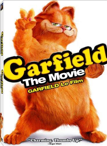 Garfield - The Movie (Garfield Dvd)