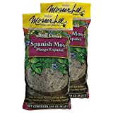 Mosser Lee Spanish Moss 250 Cu. In. (2 PACK)
