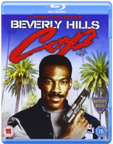 Beverly Hills Cop - 3 Movie Collection [Blu-ray]]()