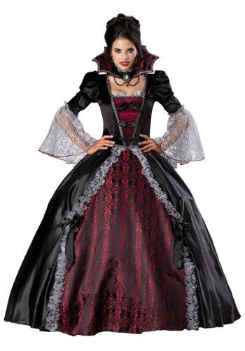 Vampiress of Versaille Costume - Medium - Dress Size (Vampiress Of Versailles Costume)