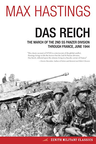 Das Reich: The March of the 2nd SS Panzer Division