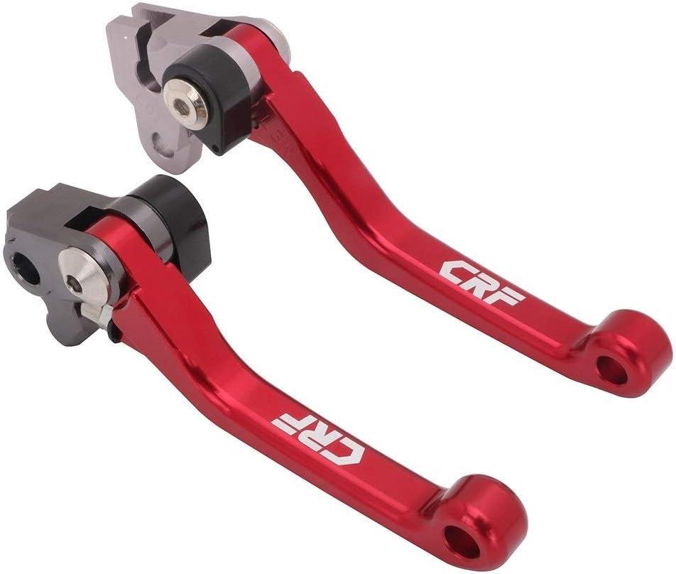 Motorradbrems CNC Kupplungshebel for Honda CRF 250 450 R CRF250X CRF 450R 450X CRF450R CRF250R CRF450X CRF150R CRF230F 230F Color : CRF150R 07 18 LIWENCUI